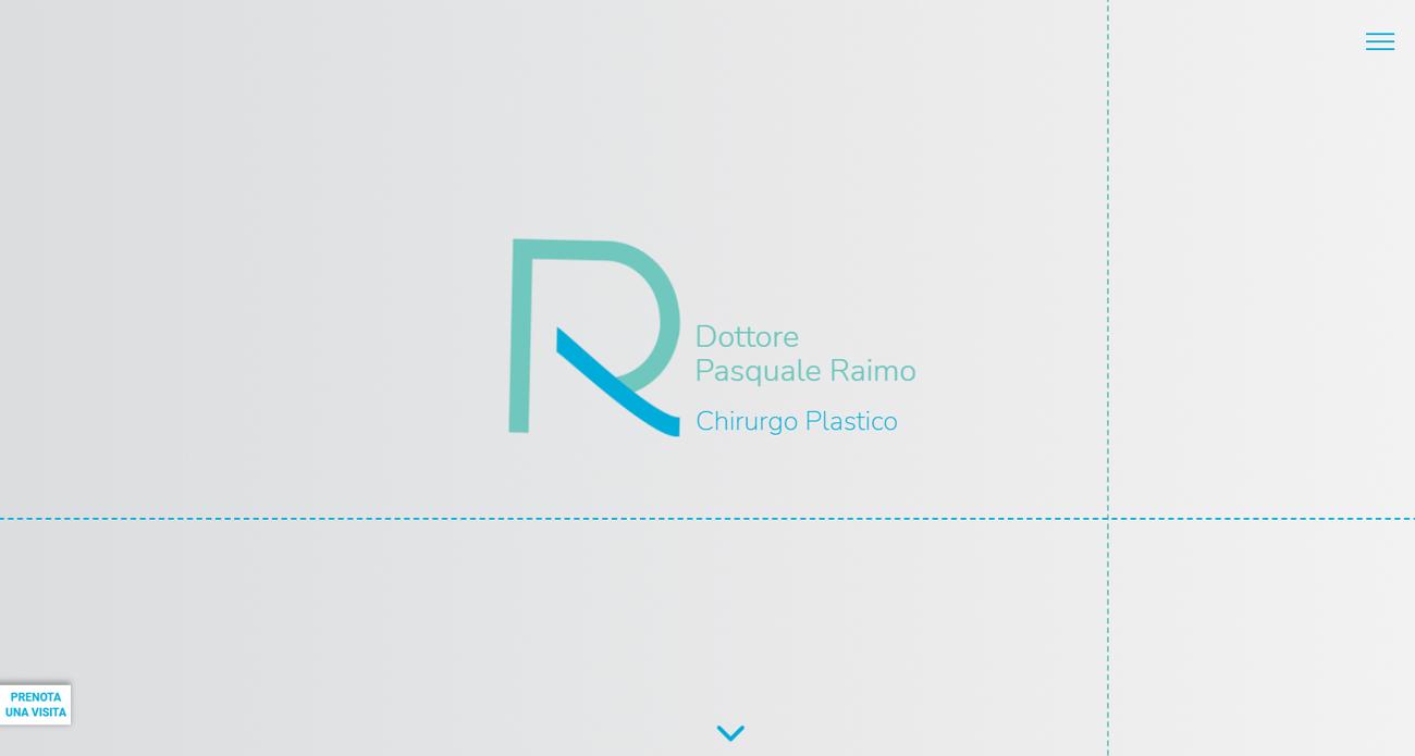 Dottore Pasquale Raimo progetto screen 1