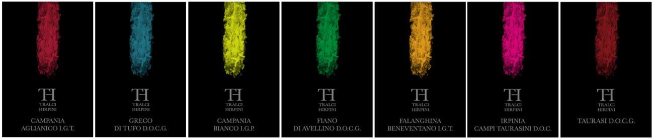 TreeWeb Etichette Tralci Hirpini